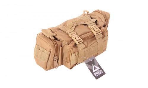 BELT/SHOULDER STRAP BAG MULTIPURPOSE TAN DELTA TACTICS