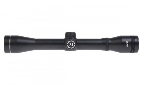 SCOPE SURVIVAL 4X32 RINGS 11MM MOA