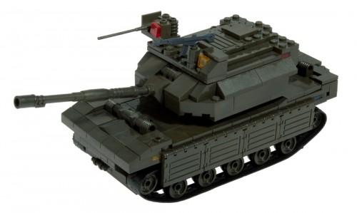 COMBAT FORCES 602 PCS SLUBAN