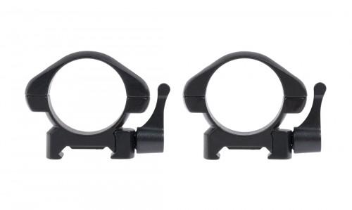 SHORT RINGS QUICK RELEASE 30MM STEEL STINGER