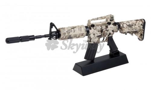 SCALE MODEL M4 CAMO GHOST