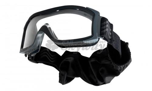 BOLLÉ X1000 BLACK BALLISTIC GOGGLE