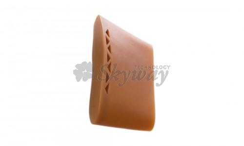 RECOIL PAD CERVELLATI SLIP-ON N4 BROWN CLARO 135X49