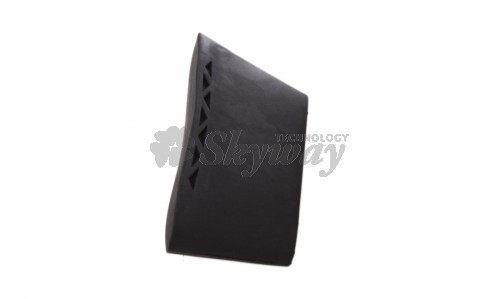 RECOIL PAD CERVELLATI SLIP-ON N4 BLACK 135X49