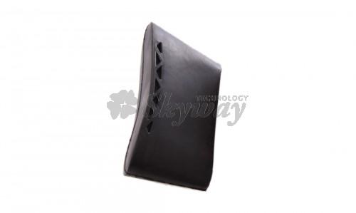 RECOIL PAD CERVELLATI SLIP-ON STANDARD BLACK 134X42