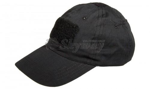 DELTA TACTICS CAP BLACK