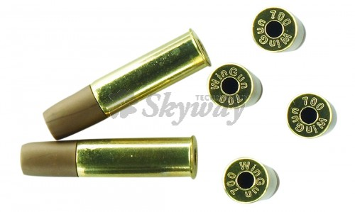 REVOLVER 6 ROUNDS 6MM