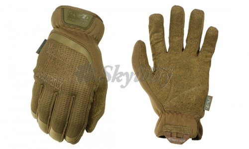 MECHANIX TACTICAL FASTFIT COYOTE GLOVES