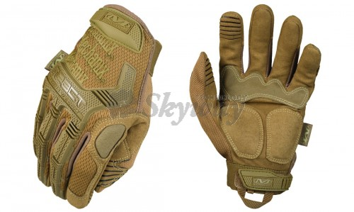 MECHANIX M-PACT COYOTE GLOVES