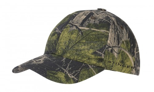 HUNTING CAP CAMO FOREST STINGER