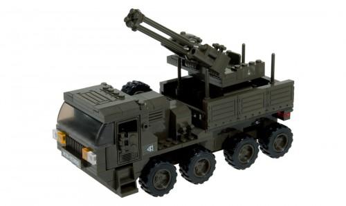 TRANSPORTE ARMADO 306 PCS SLUBAN