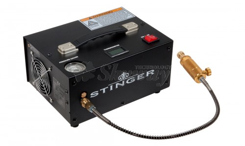 COMPRESOR PORTÁTIL PCP 12V/220V STINGER